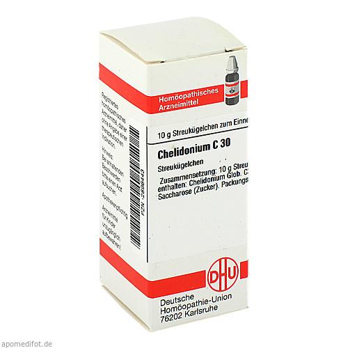 CHELIDONIUM C30, 10 G, Dhu-Arzneimittel GmbH & Co. KG