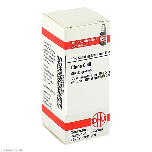 CHINA C30, 10 G, Dhu-Arzneimittel GmbH & Co. KG