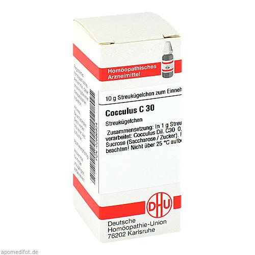 COCCULUS C30, 10 G, Dhu-Arzneimittel GmbH & Co. KG