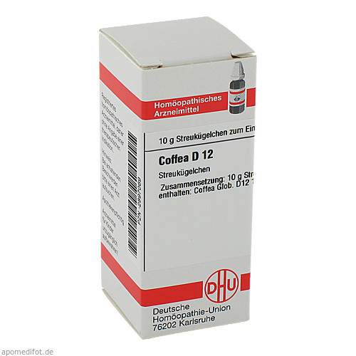 COFFEA D12, 10 G, Dhu-Arzneimittel GmbH & Co. KG