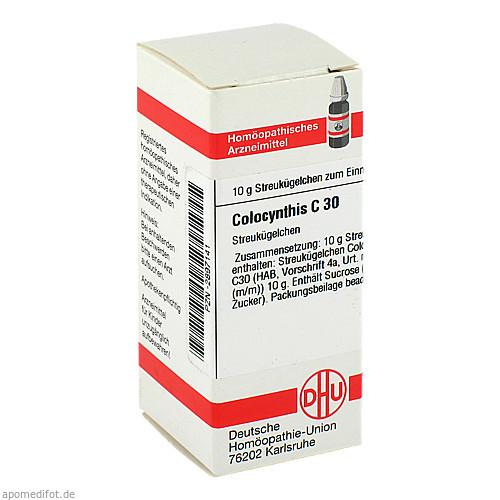 COLOCYNTHIS C30, 10 G, Dhu-Arzneimittel GmbH & Co. KG
