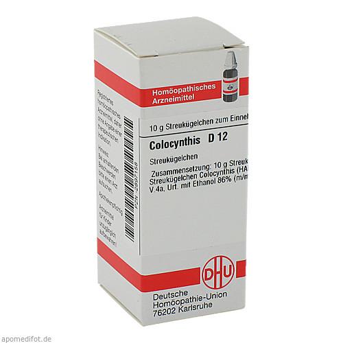 COLOCYNTHIS D12, 10 G, Dhu-Arzneimittel GmbH & Co. KG