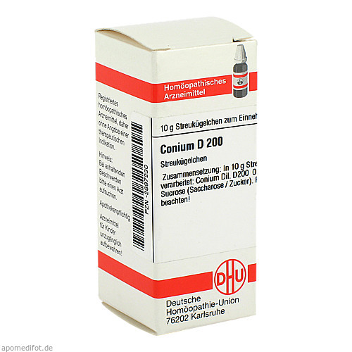 CONIUM D200, 10 G, Dhu-Arzneimittel GmbH & Co. KG