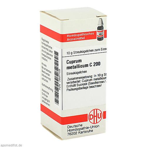 CUPRUM MET C200, 10 G, Dhu-Arzneimittel GmbH & Co. KG