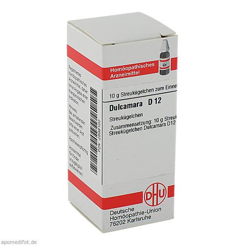DULCAMARA D12, 10 G, Dhu-Arzneimittel GmbH & Co. KG