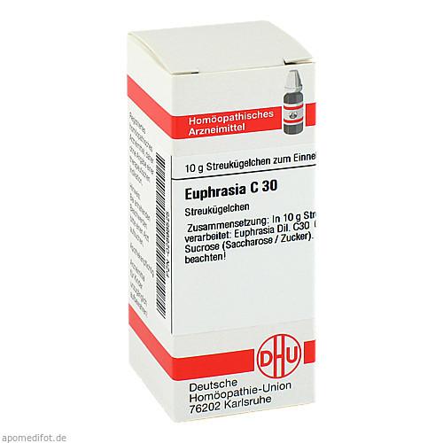 EUPHRASIA C30, 10 G, Dhu-Arzneimittel GmbH & Co. KG
