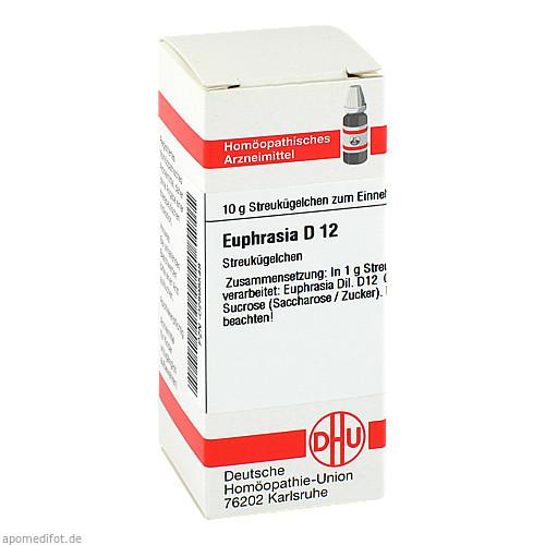EUPHRASIA D12, 10 G, Dhu-Arzneimittel GmbH & Co. KG