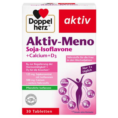 Doppelherz Aktiv-Meno, 30 ST, Queisser Pharma GmbH & Co. KG