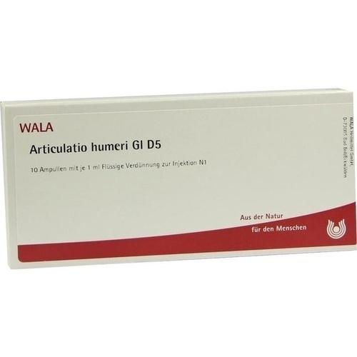 ARTICULATIO HUMERI GL D 5, 10X1 ML, Wala Heilmittel GmbH
