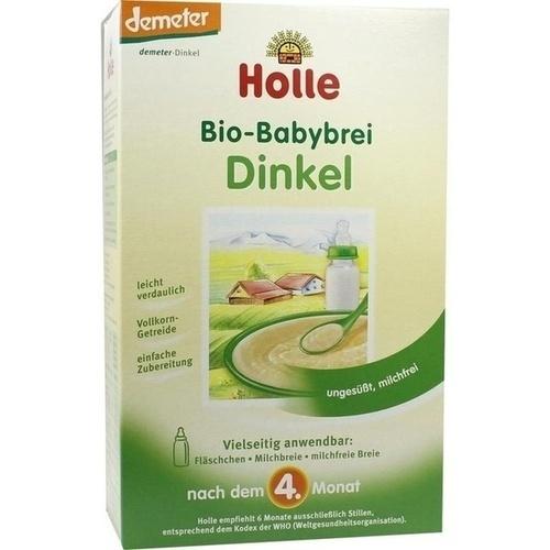 Holle Bio-Babybrei Dinkel, 250 G, Holle baby food AG