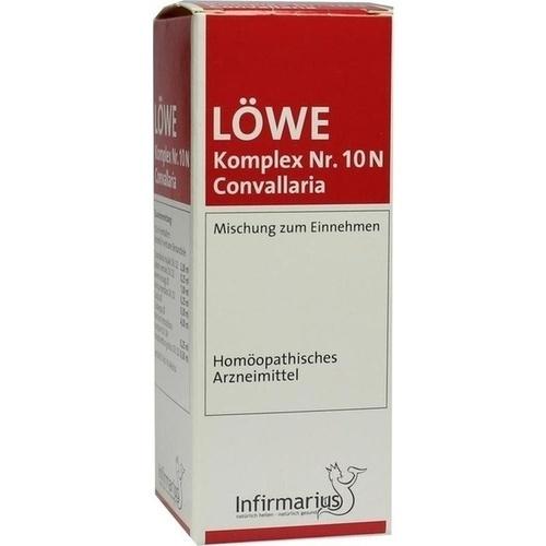 Löwe-Komplex Nr.10 N Convallaria, 50 ML, Infirmarius GmbH