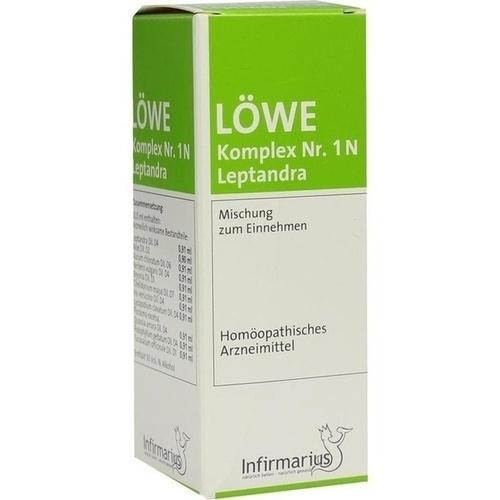 Löwe-Komplex Nr.1 N Leptandra, 50 ML, Infirmarius GmbH