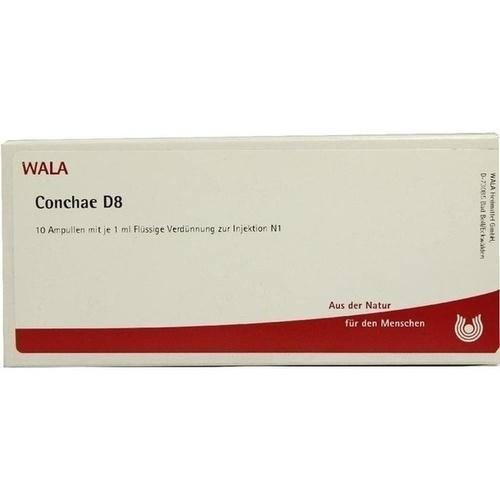 CONCHAE D 8, 10X1 ML, Wala Heilmittel GmbH
