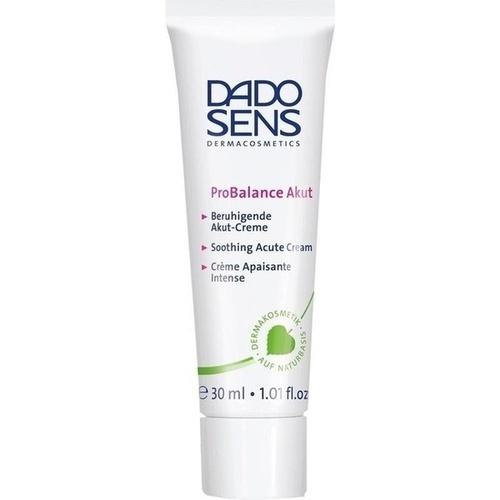 DADO SENS ProBalance Akut Beruhigende Akut-Creme, 30 ML, Dado-Cosmed GmbH