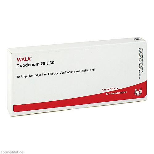 DUODENUM GL D30, 10X1 ML, Wala Heilmittel GmbH