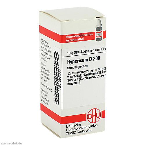 HYPERICUM D200, 10 G, Dhu-Arzneimittel GmbH & Co. KG