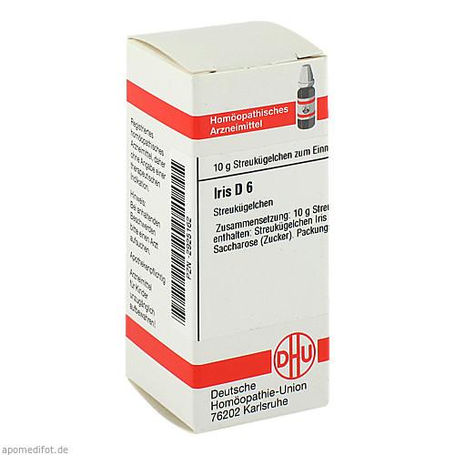 IRIS D 6, 10 G, Dhu-Arzneimittel GmbH & Co. KG