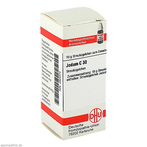 JODUM C30, 10 G, Dhu-Arzneimittel GmbH & Co. KG