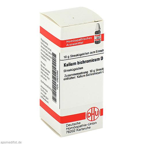 KALIUM BICHROM D30, 10 G, Dhu-Arzneimittel GmbH & Co. KG