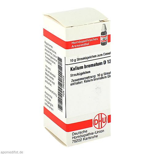KALIUM BROMAT D12, 10 G, Dhu-Arzneimittel GmbH & Co. KG