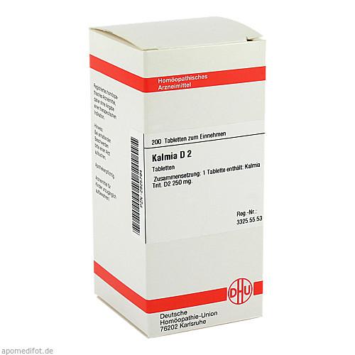 KALMIA D 2, 200 ST, Dhu-Arzneimittel GmbH & Co. KG