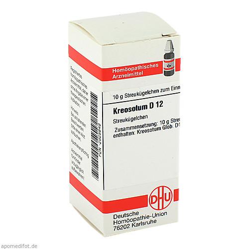 KREOSOTUM D12, 10 G, Dhu-Arzneimittel GmbH & Co. KG