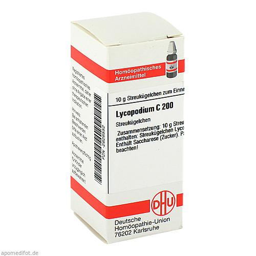 LYCOPODIUM C200, 10 G, Dhu-Arzneimittel GmbH & Co. KG
