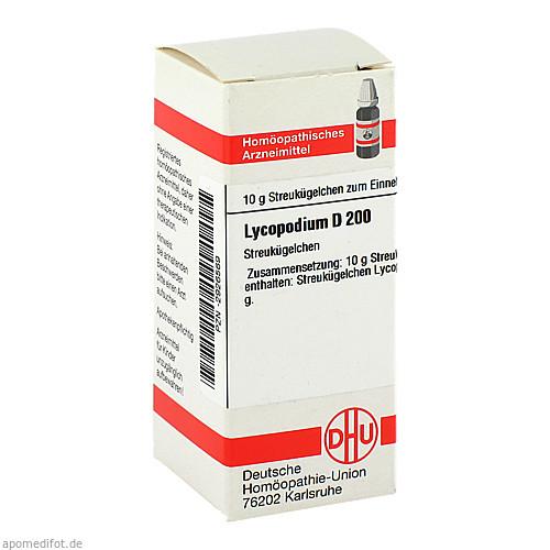 LYCOPODIUM D200, 10 G, Dhu-Arzneimittel GmbH & Co. KG