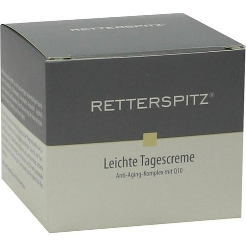 Retterspitz Leichte Tagescreme, 50 ML, Retterspitz GmbH
