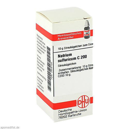 NATRIUM SULF C200, 10 G, Dhu-Arzneimittel GmbH & Co. KG