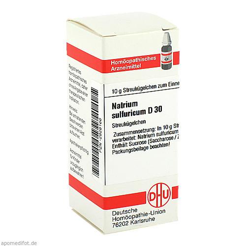 NATRIUM SULF D30, 10 G, Dhu-Arzneimittel GmbH & Co. KG
