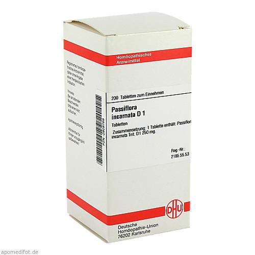 PASSIFLORA INCARNATA D 1, 200 ST, Dhu-Arzneimittel GmbH & Co. KG