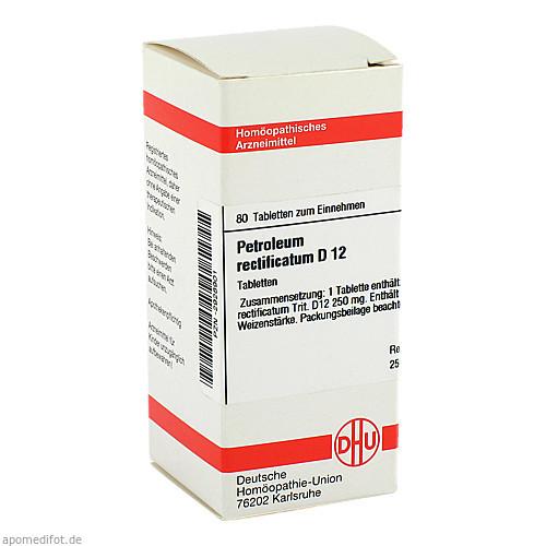 PETROLEUM RECTIFIC D12, 80 ST, Dhu-Arzneimittel GmbH & Co. KG