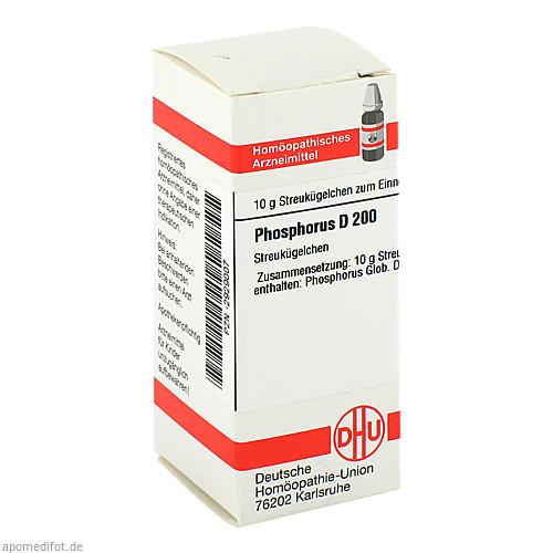PHOSPHORUS D200, 10 G, Dhu-Arzneimittel GmbH & Co. KG
