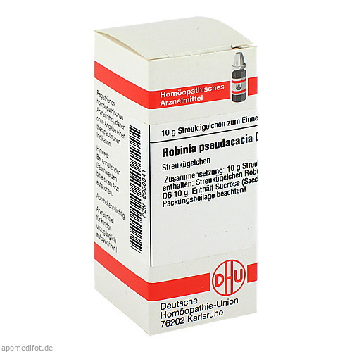 ROBINIA PSEUD D 6, 10 G, Dhu-Arzneimittel GmbH & Co. KG