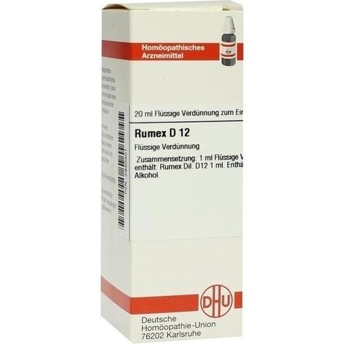 RUMEX D12, 20 ML, Dhu-Arzneimittel GmbH & Co. KG
