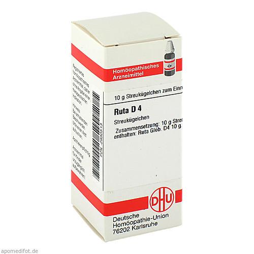 RUTA D 4, 10 G, Dhu-Arzneimittel GmbH & Co. KG