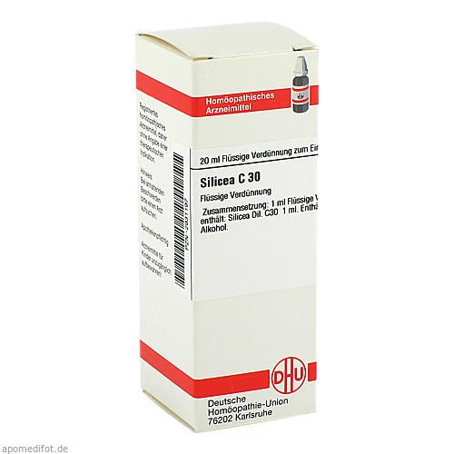 SILICEA C30, 20 ML, Dhu-Arzneimittel GmbH & Co. KG