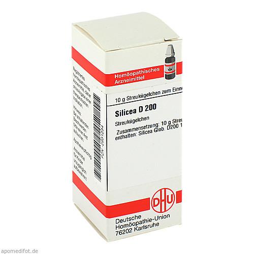 SILICEA D200, 10 G, Dhu-Arzneimittel GmbH & Co. KG