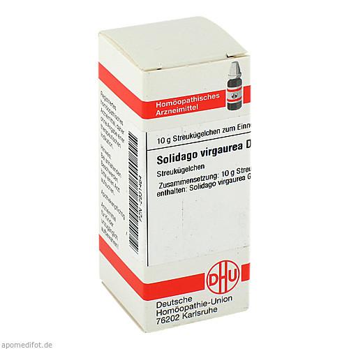 SOLIDAGO VIRGA D 3, 10 G, Dhu-Arzneimittel GmbH & Co. KG