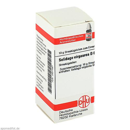 SOLIDAGO VIRGA D 6, 10 G, Dhu-Arzneimittel GmbH & Co. KG
