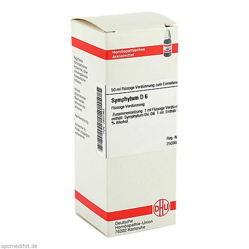 SYMPHYTUM D 6, 50 ML, Dhu-Arzneimittel GmbH & Co. KG