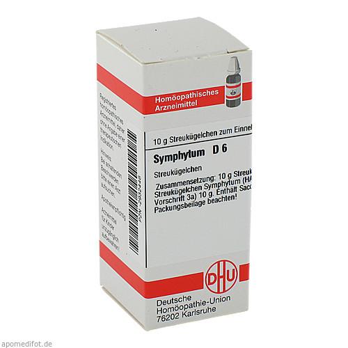 SYMPHYTUM D 6, 10 G, Dhu-Arzneimittel GmbH & Co. KG