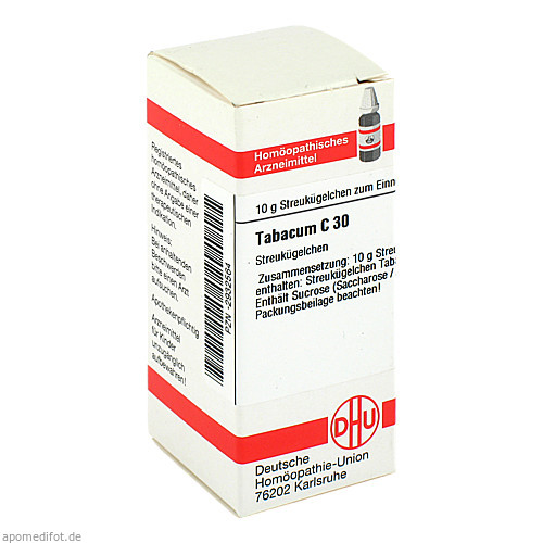 TABACUM C30, 10 G, Dhu-Arzneimittel GmbH & Co. KG