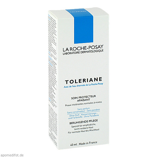ROCHE POSAY TOLERIANE neue Verpackung, 40 ML, L'oreal Deutschland GmbH