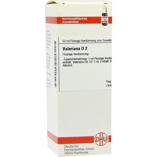 VALERIANA D 2, 50 ML, Dhu-Arzneimittel GmbH & Co. KG