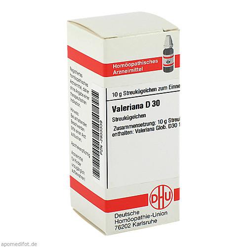 VALERIANA D30, 10 G, Dhu-Arzneimittel GmbH & Co. KG