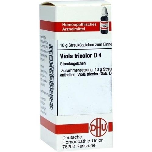 VIOLA TRICOLOR D 4, 10 G, Dhu-Arzneimittel GmbH & Co. KG