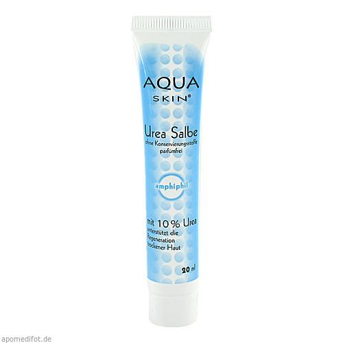 Aqua Skin Urea Salbe, 20 ML, Euro Otc Pharma Sales & Services GmbH