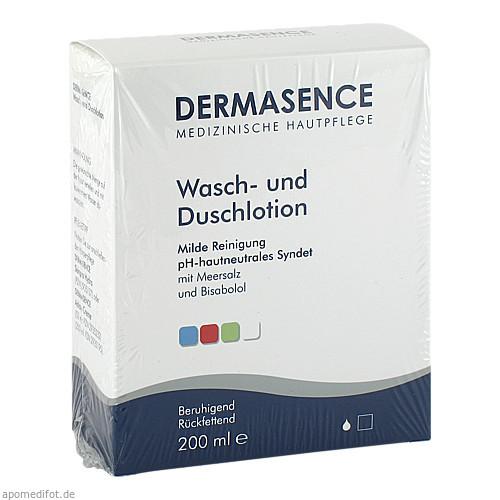 DERMASENCE Wasch- und Duschlotion, 200 ML, P&M Cosmetics GmbH & Co. KG